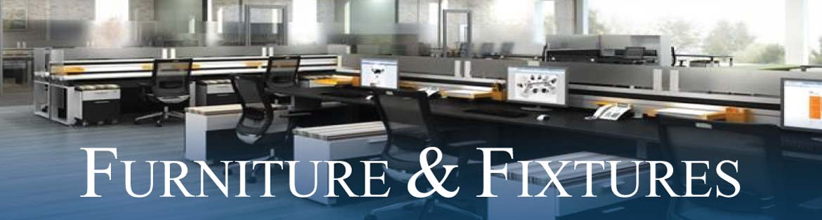 Furniture & Fixtures Financing and Leasing