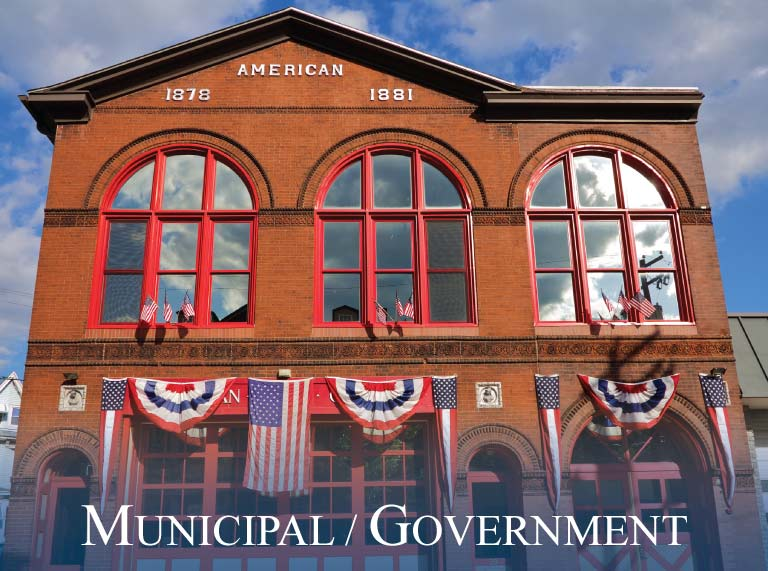 municipal and government