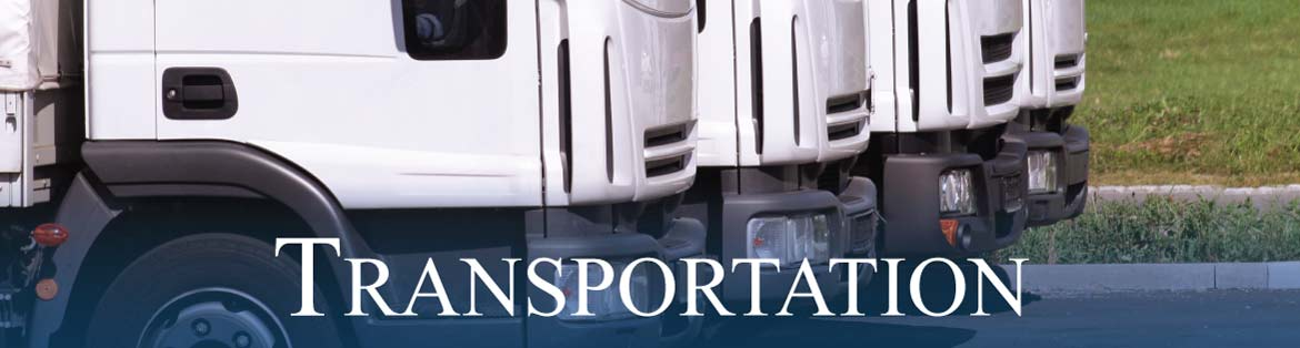 Transportation Financing and Leasing